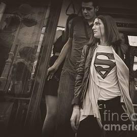 Norman Gabitzsch - SuperWoman on a Mission