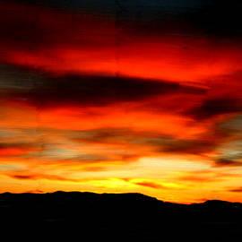 Bruce Nutting - Suprising Sunset