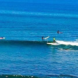 Jack Brown - Surfing Baja #almosthithatrock