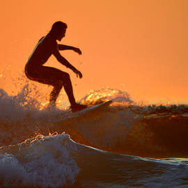 Dianne Cowen - Surfer