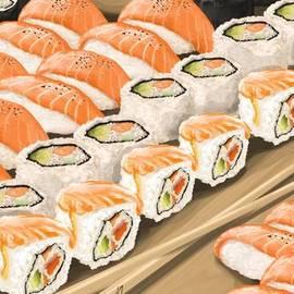 Sushi - Veronica Minozzi