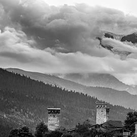 Svan Towers - Francesco Emanuele Carucci
