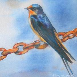 Patricia Pushaw - Swallow