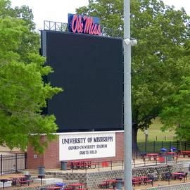 Terry Cobb - Swayze Field at Ole Miss