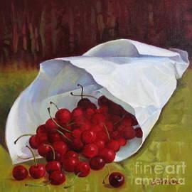 Elena Oleniuc - Sweet cherries