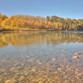 Jim Sauchyn - Swift Flowing Water - The North Saskatchewan River