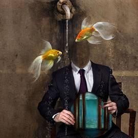 Carlos Ferreira - Swimming In A Fish Bowl
