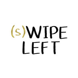 Swipe Left- Art by Linda Woods - Linda Woods