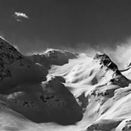 Marc Huebner - Swiss Alps