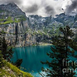 Gary Whitton - Swiss Alps - Oeschinensee - Switzerland
