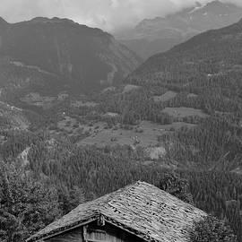 David Broome - Swiss Mountain Cabin