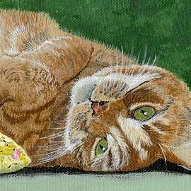 Yvonne Carter - Tabby Cat