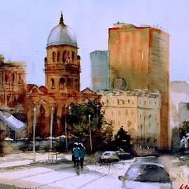 Sof Georgiou - Tabernacle Baptist church in Brisbane