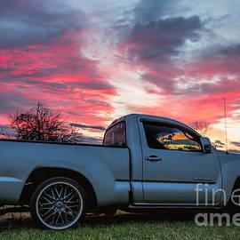 Robert Loe - Toyota Tacoma TRD Truck Sunset