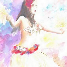 Jovica Kostic - Tahiti girl