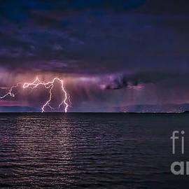 Mitch Shindelbower - Tahoe Lightning