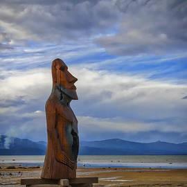 Mitch Shindelbower - Tahoe Moai