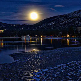 Mitch Shindelbower - Tahoe Moon