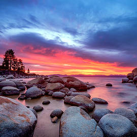 Aron Kearney - Tahoe Sunset