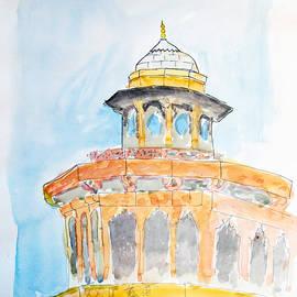 Keshava Shukla - Taj Mahal Gate