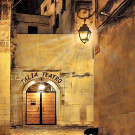 Jennie Breeze - Talia Teatro.Matera.Italy