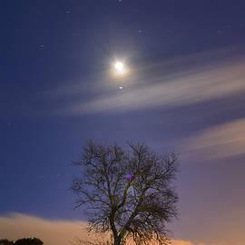 Guido Montanes Castillo - Talking to the Moon