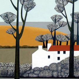 Susan Lishman - Tall Trees, Esclauzels, France