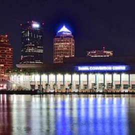 Frozen in Time Fine Art Photography - Tampa Bay Panorama