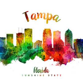 Tampa Florida 24 - Aged Pixel