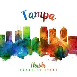 Tampa Florida 25 - Aged Pixel