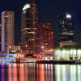 Frozen in Time Fine Art Photography - Tampa Pano 2016