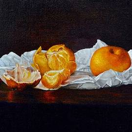 Ralph Taeger - An offering of tangerines