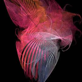 Ann Garrett - Tangle of Silk Scarves