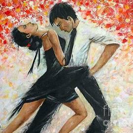 Viktoriya Sirris - Tango Dancers