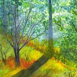 David Bartsch - Tannis Woods