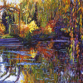 David Lloyd Glover - Tapestry Reflections