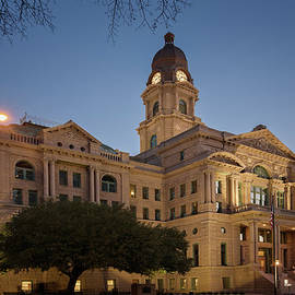 Joan Carroll - Tarrant County Courthouse Rebirth