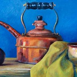 Dan Petrov - Tea at Five