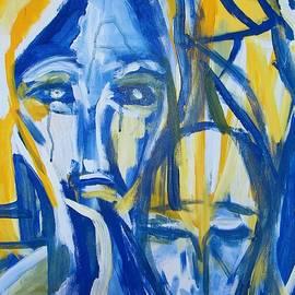 Judith Redman - Tears of Woman - Tears of Man