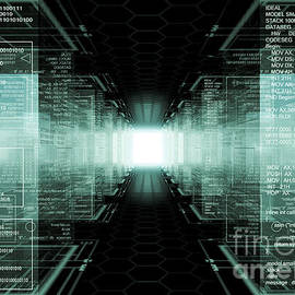 Tech Cubes - Michelangelus