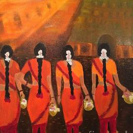 Brindha Naveen - Temple Dancers