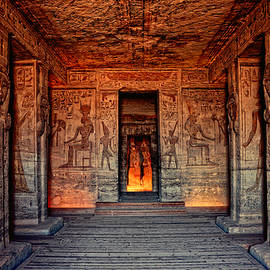 Nigel Fletcher-Jones - Temple of Hathor and Nefertari Abu Simbel