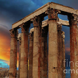 Bob Christopher - Temple Of Olympian Zeus
