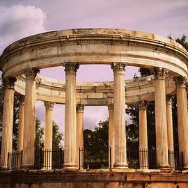Temple of the Sky Amphitheater - Jessica Jenney