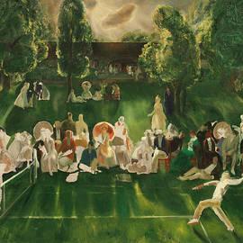 Tennis Tournament - George Bellows