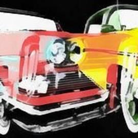 Edsel Triple Threat Pop Art - Edward Fielding