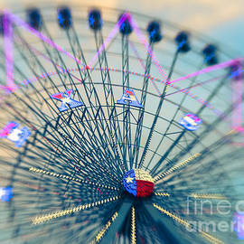 Sonja Quintero - Texas Star Ferris Wheel