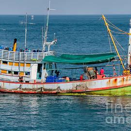 Adrian Evans - Thai Fishing