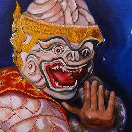 Marvin Pike - Thailand Krong