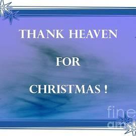Thank Heaven For Christmas Card